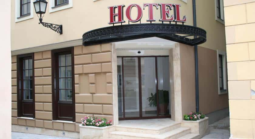 HOTEL CAPITULUM, GYÖR
